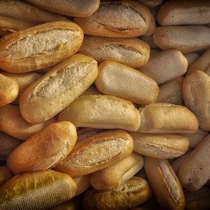 Carros cesto para pão