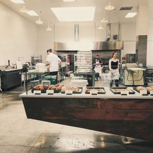 Decoração de espaços comerciais - Backoffice - Cozinhas