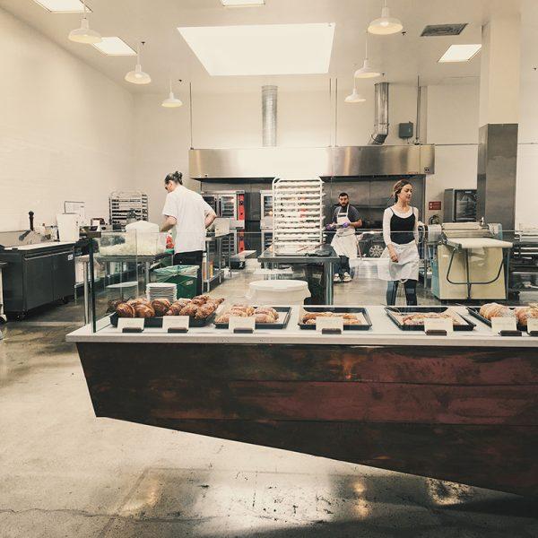 Decoração de espaços comerciais  – Backoffice – Cozinhas