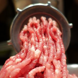 Triturador de carne/queijo